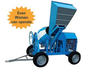 Hydraulic Hopper Mixer Industrial Equipment Centre Ranigunj Secunderabad