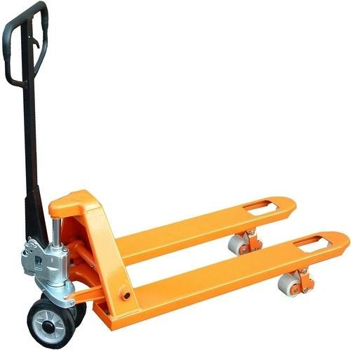 hydraulic-pallet-trolley Reliable Engineering Products India Ranigunj Secunderabad
