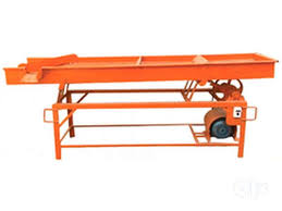 Vibrating Sand Screeing Machine Flat Type Industrial Equipment Centre Ranigunj Secunderabad