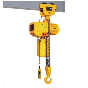 Electric Chain Hoist Industrial Equipment Centre Ranigunj Secunderabad