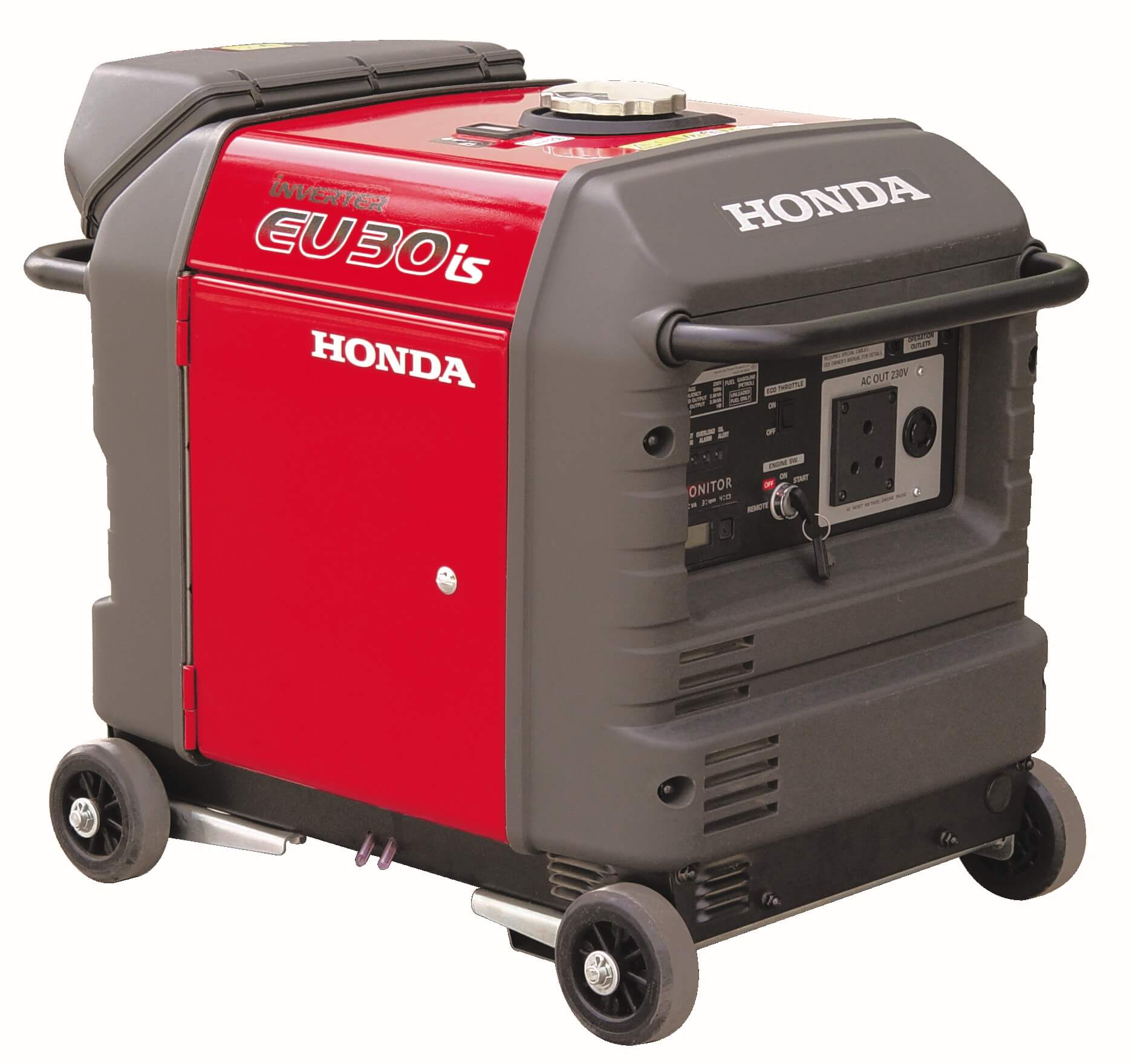 Honda Portable Inverter Generator EU30is Industrial Equipment Centre Ranigunj Secunderabad