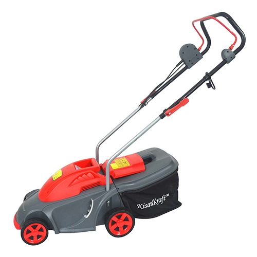 KisanKraft Electric Lawn Mower KK-LME-1400 Industrial Equipment Centre Ranigunj Secunderabad