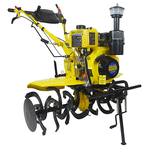 KisanKraft Inter Cultivator Diesel KK-IC-250D Industrial Equipment Centre Ranigunj Secunderabad