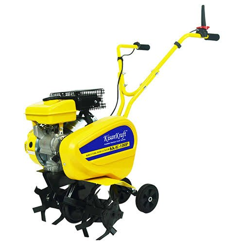 KisanKraft Inter Cultivator Petrol KK-IC-100P Industrial Equipment Centre Ranigunj Secunderabad