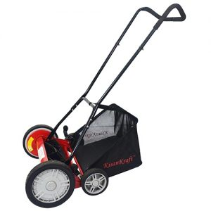 KisanKraft Manual Lawn Mower KK-LMM-450 Industrial Equipment Centre Ranigunj Secunderabad