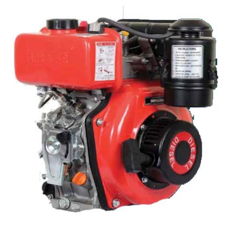 Sarover 4 Stroke Diesel Engine F-210 Industrial Equipment Centre Ranigunj Secunderabad