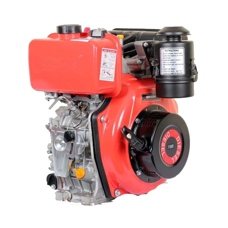 Sarover 4 Stroke Diesel Engine F-300 Industrial Equipment Centre Ranigunj Secunderabad