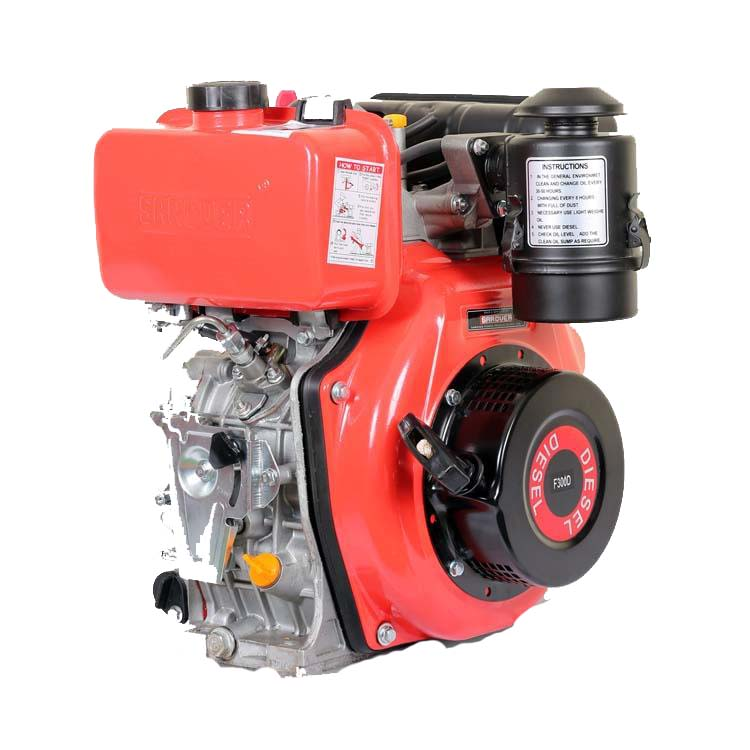 Sarover 4 Stroke Diesel Engine F-300D Industrial Equipment Centre Ranigunj Secunderabad