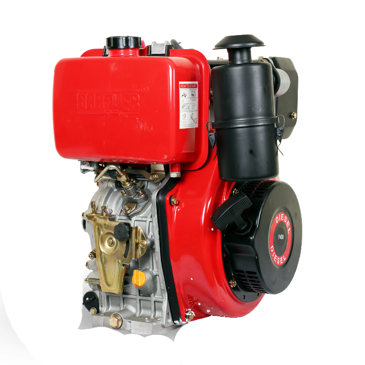 Sarover 4 Stroke Diesel Engine F-400 Industrial Equipment Centre Ranigunj Secunderabad