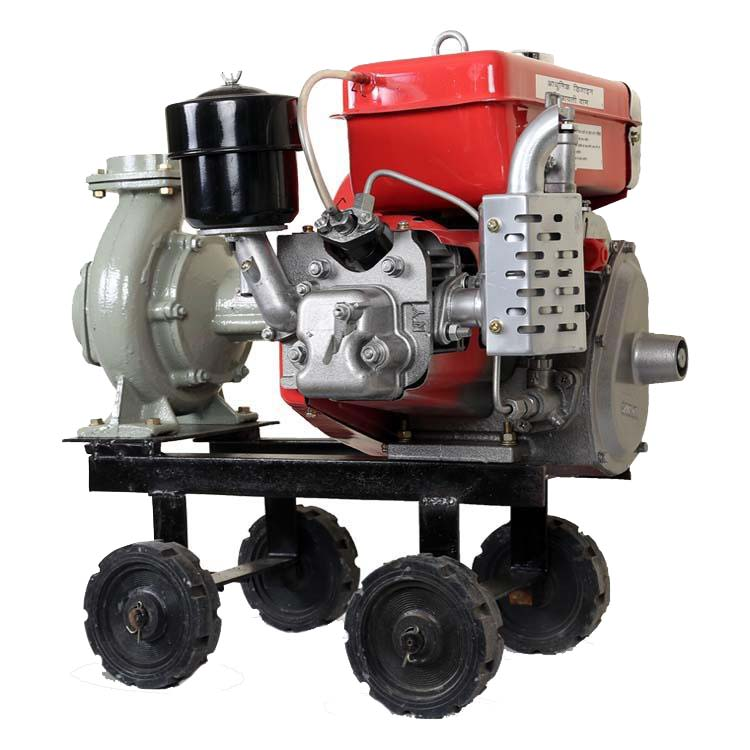 Sarover Diesel Pumpset F-170 SHP-8080 Industrial Equipment Centre Ranigunj Secunderabad