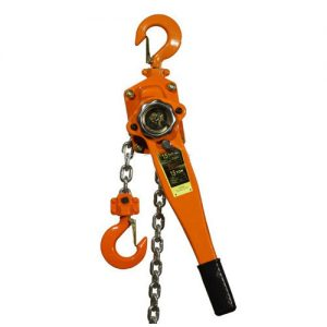 Ratchet Lever Hoist Industrial Equipment Centre Ranigunj Secunderabad