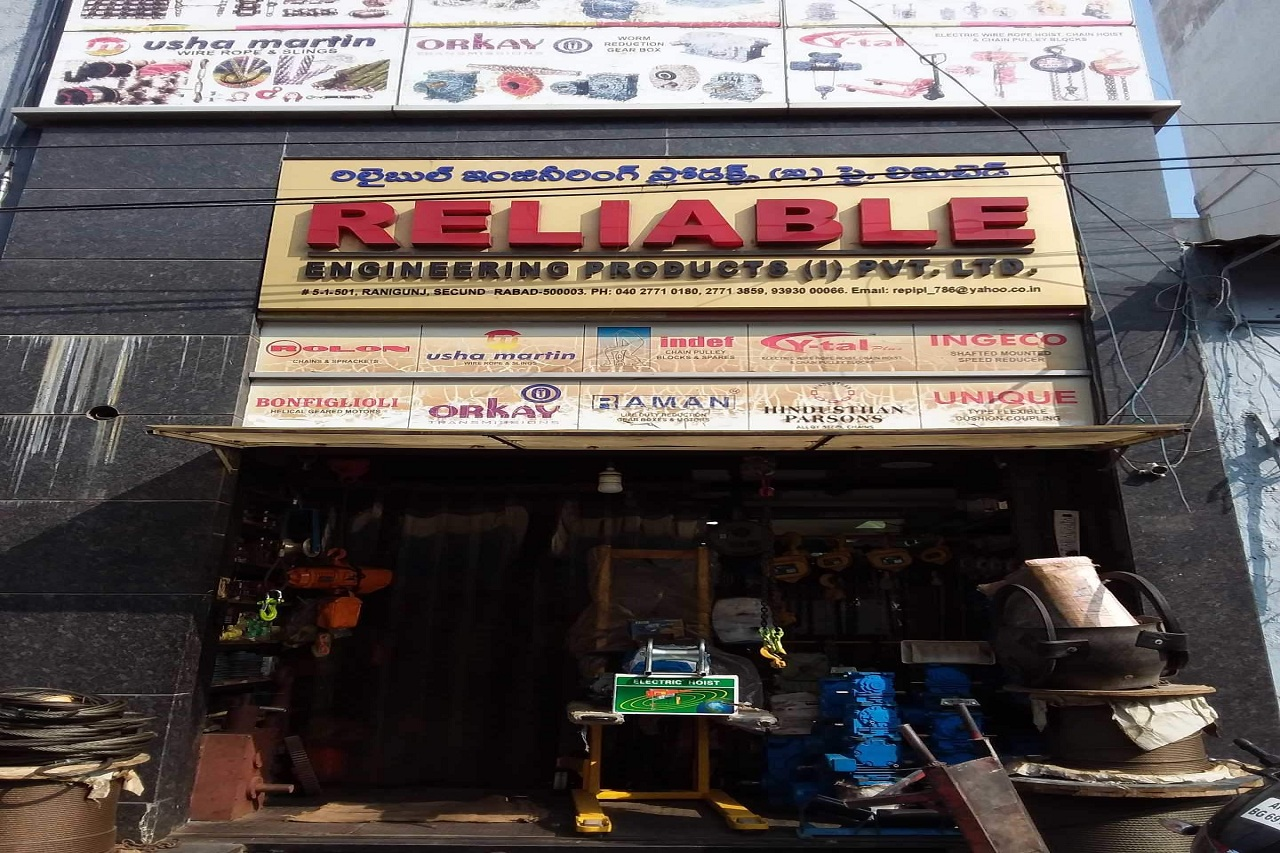 Reliable Engineering Products India Pvt Ltd Ranigunj Secunderabad