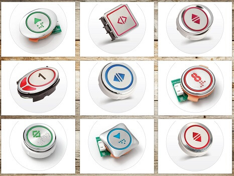 Adon Elevator Components Buttons Reliable Engineering Products India Pvt Ltd