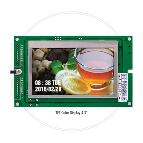 Adon TFT Color Display 4.3 Inch Reliable Engineering Products India Pvt Ltd
