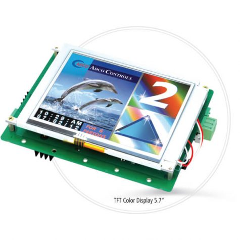 Adon TFT Color Display 5.7 Inch Reliable Engineering Products India Pvt Ltd