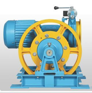 Compact Elevator Traction Machine Reliable Engineering Products India Pvt Ltd Ranigunj Secunderabad
