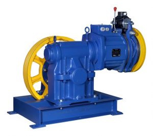 Elevator Traction Machine VI-15 UT Reliable Engineering Products India Pvt Ltd