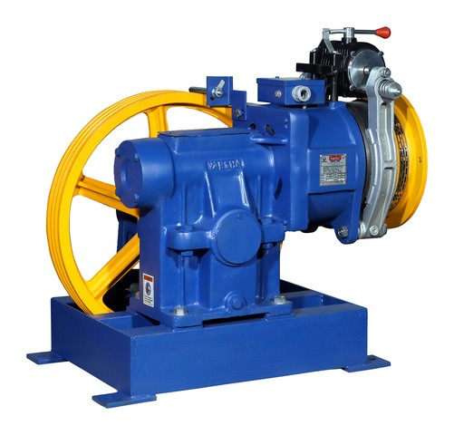 Elevator Traction Machine VI-5 UT Reliable Engineering Products India Pvt Ltd