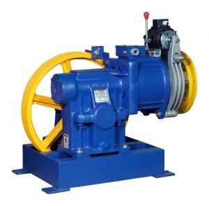 Elevator Traction Machine VI-7.5 UT Reliable Engineering Products India Pvt Ltd
