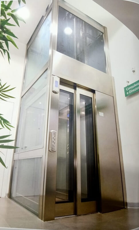 Fermator 2 Panel Side Opening Door Reliable Engineering Products India Pvt Ltd Secunderabad