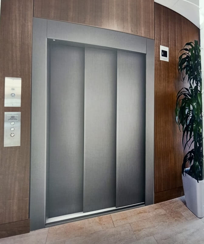 Fermator 3 Panel Side Opening Door Reliable Engineering Products India Pvt Ltd Secunderabad