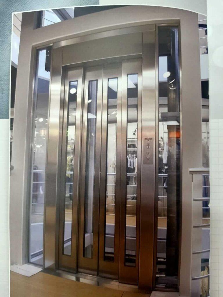 Fermator 4 Panel Centre Parting Door Engineering Products India Pvt Ltd Secunderabad