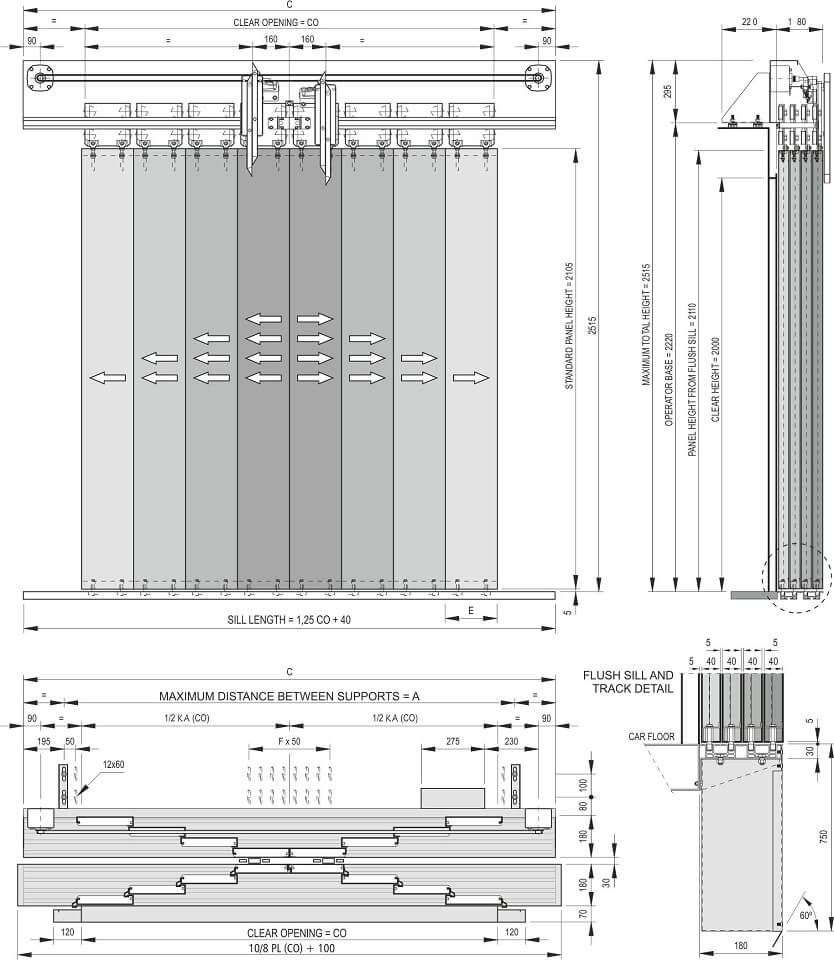 Fermator 8-panel-centre-parting-car-door-model-40-10