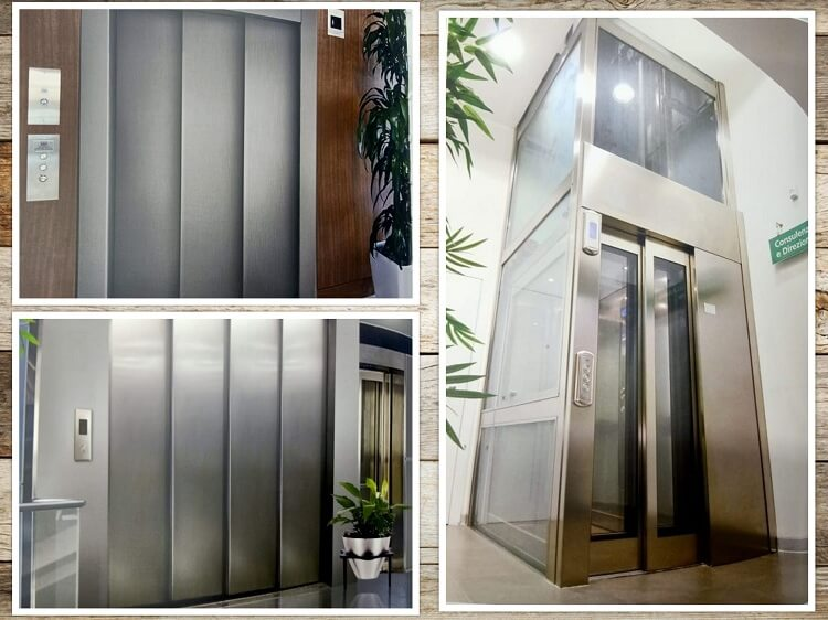 Fermator Automatic Side Opening Doors for Lifts