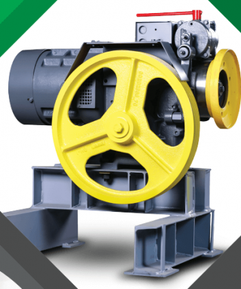 Geared Traction Machines Reliable Engineering Products India Pvt Ltd Secunderabad