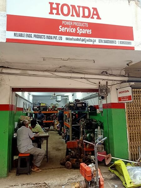 Honda Power Product Service Centre Ranigunj Secunderabad