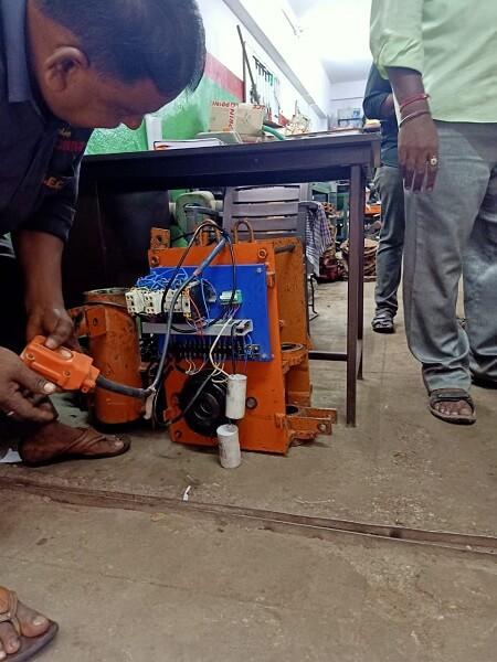 Mini Crane Repairing and Service