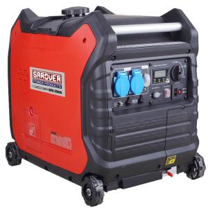 Sarover Petrol Generator SPG-3500i Industrial Equipment Centre