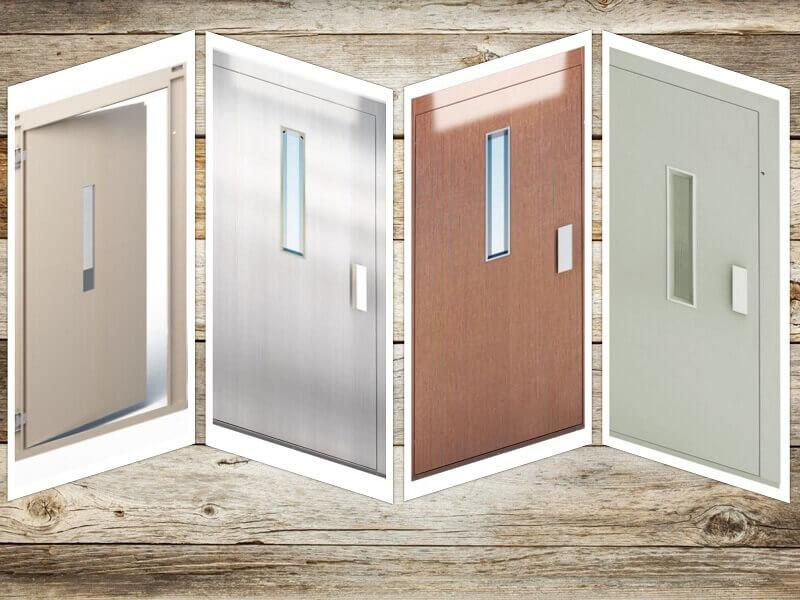 Semi Automatic Doors - Zowee