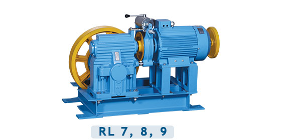 Standard Elevator Traction Machine Reliable Engineering Products India Pvt Ltd Secunderabad