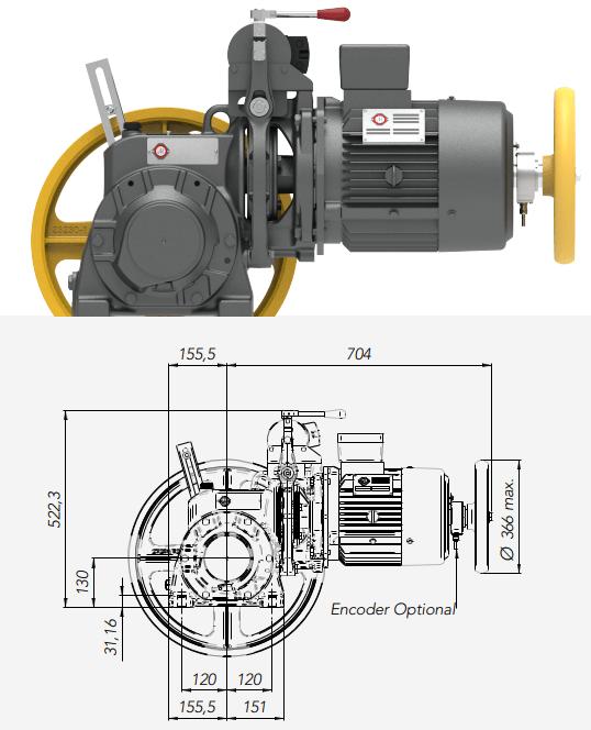 Montanari M67 Gearbox Lift Motor Technical Drawings Reliable Engineering Products India Pvt Ltd Ranigunj Secunderabad