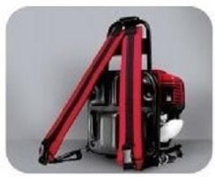 Cushioned backpack Harness for Honda Brush Cutter