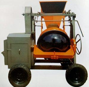 Major Mechanical Hopper Concrete Mixer Machine Industrial Equipment Centre Ranigunj Secunderabad