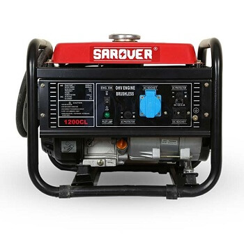 Sarover Petrol Generator SPG 1200CL Industrial Equipment Centre Ranigunj Secunderabad