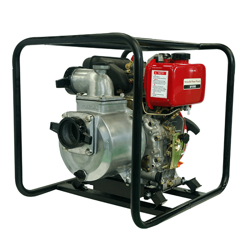 Honda WV30D Diesel Water Pump Industrial Equipment Centre Ranigunj Secunderabad