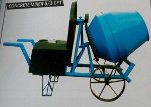 Motorized and Manual Concrete Mixer Industrial Equipment Centre Ranigunj Secunderabad