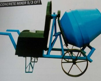 Motorized and Manual Concrete Mixer Industrial Equipment Centre Ranigunj Secunderabad