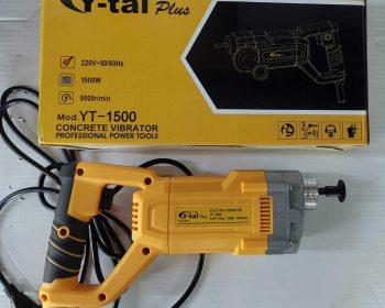 YTAL Electric Concrete Vibrator